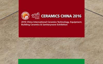 CERAMICS CHINA 2016
